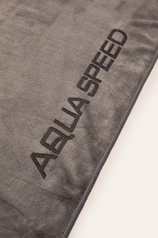 Aqua Speed - Ręcznik kąpielowy jasny szary