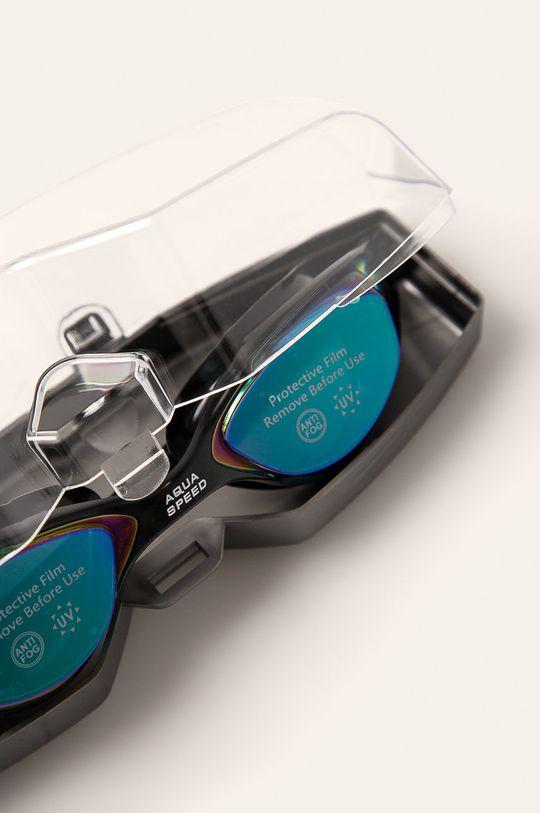 Aqua Speed - Plavecké okuliare čierna