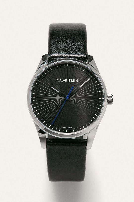 чорний Calvin Klein - Годинник K8S211C1 Чоловічий