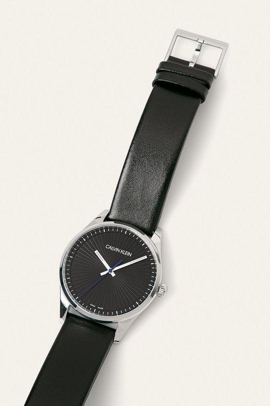Calvin Klein - Годинник K8S211C1 чорний