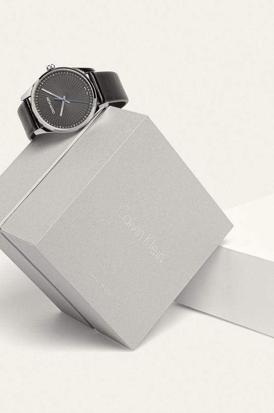 Calvin Klein - Годинник K8S211C1  Натуральна шкіра, Благородна сталь, Мінеральне скло