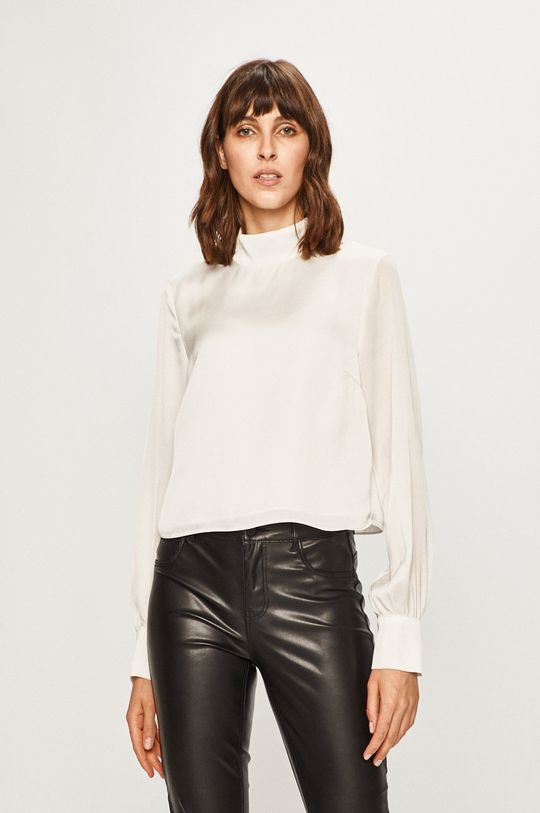 alb Glamorous - Bluza De femei