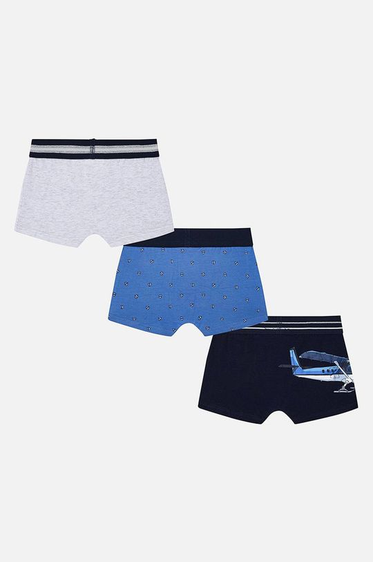 Mayoral - Detské boxerky (3-pack) modrá