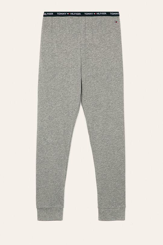 sivá Tommy Hilfiger - Detské pyžamové legíny 128-164 cm Chlapčenský
