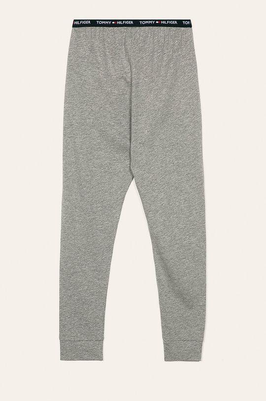 Tommy Hilfiger - Detské pyžamové legíny 128-164 cm sivá