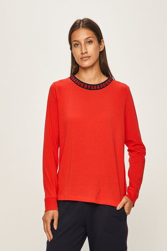 červená Dkny - Nočná košeľa Dámsky