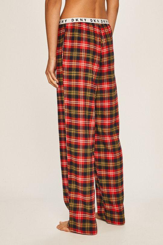 Dkny - Pyžamové nohavice červená