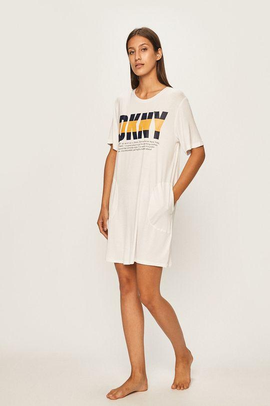 Dkny - Nočná košeľa biela