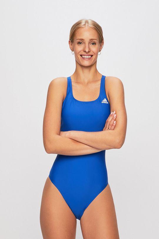 modrá adidas Performance - Plavky Dámský
