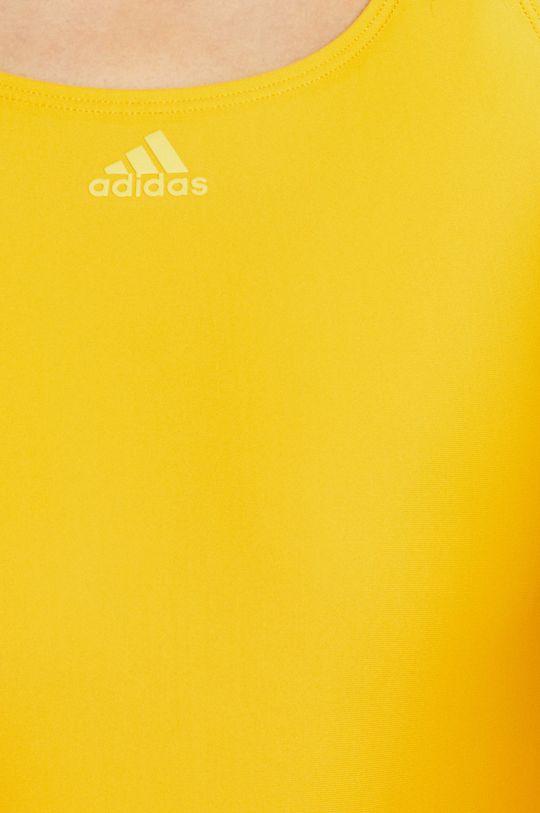 žlutá adidas Performance - Plavky
