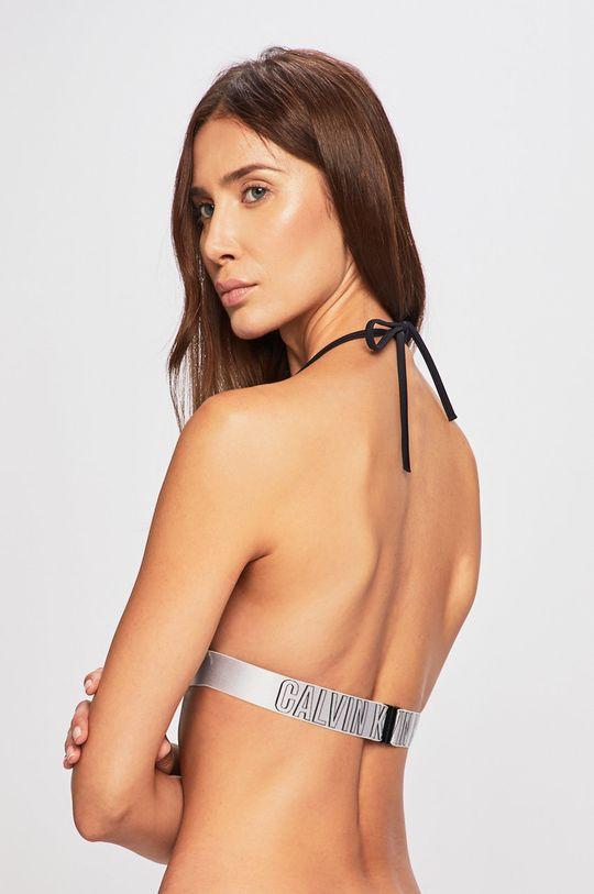 Calvin Klein Jeans - Plavková podprsenka černá