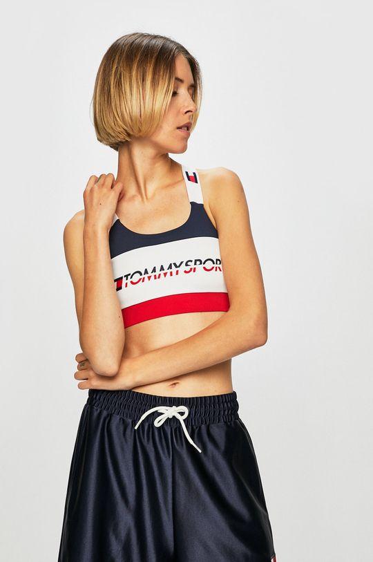 alb Tommy Sport - Sutien sport De femei