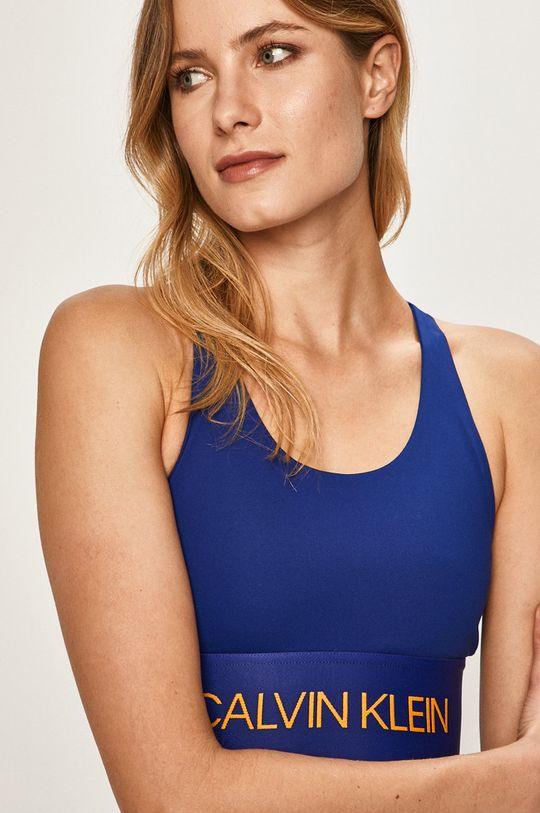 námořnická modř Calvin Klein Performance - Sportovní podprsenka
