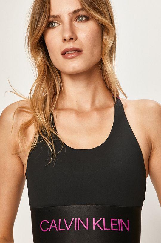 černá Calvin Klein Performance - Sportovní podprsenka