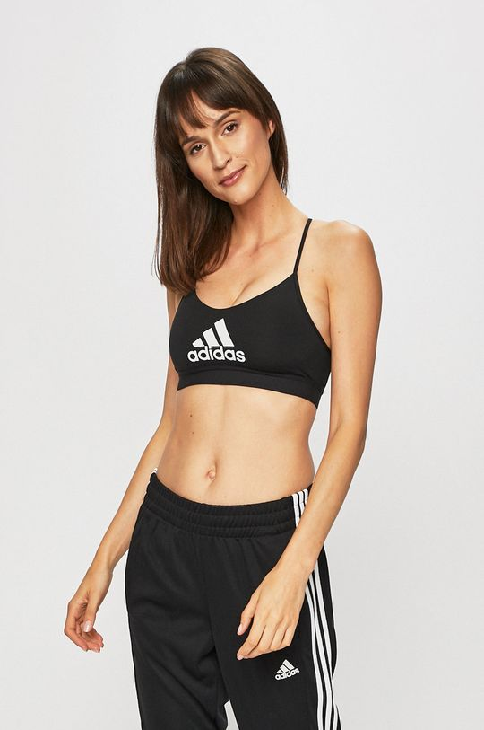 fekete adidas Performance - Sportmelltartó Női