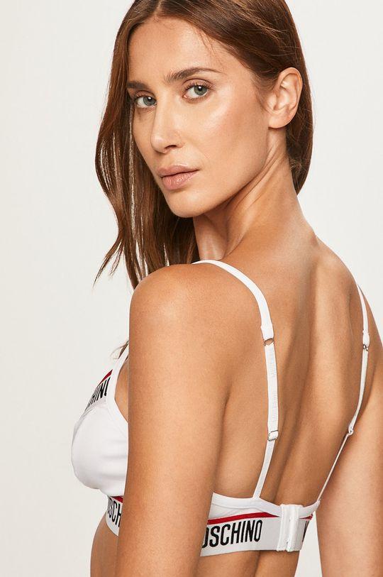 Moschino Underwear - Biustonosz biały