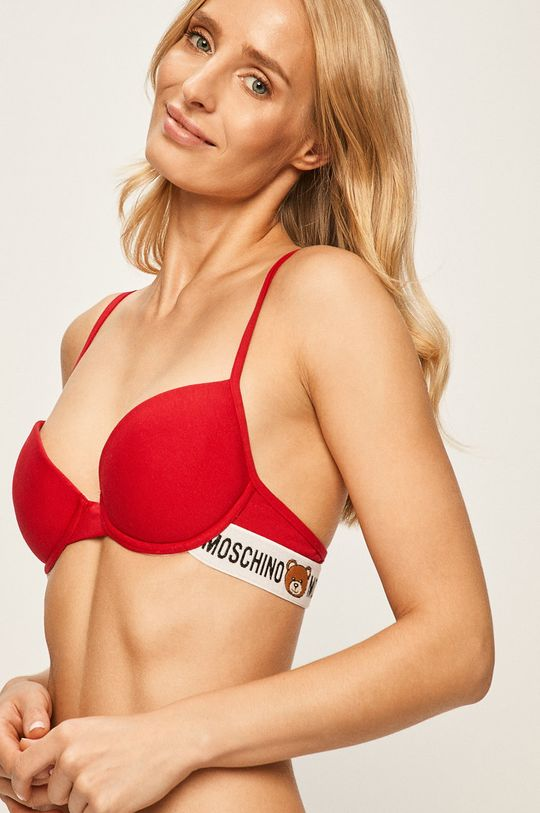 rosu Moschino Underwear - Sutien De femei