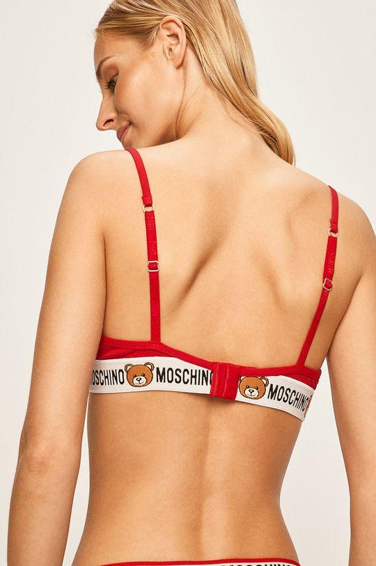 Moschino Underwear - Podprsenka červená