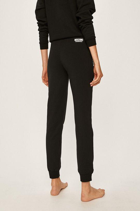 Moschino Underwear - Bluza pijama negru