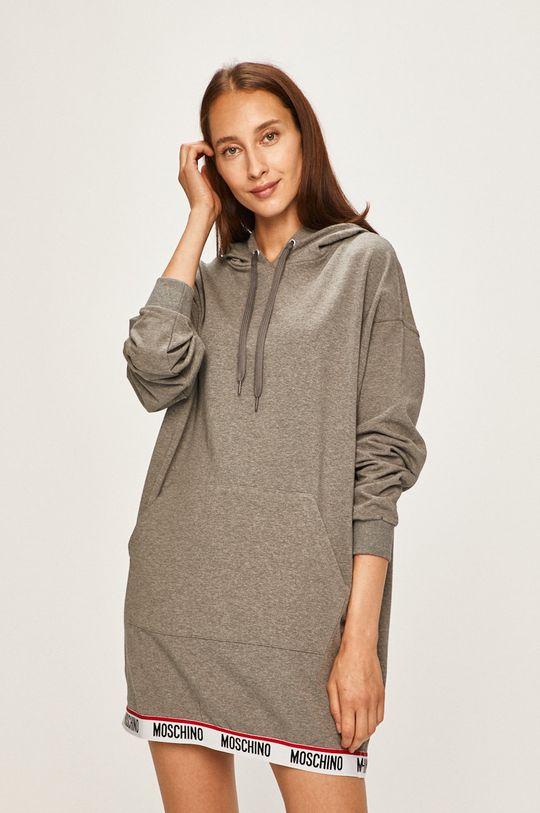 gri Moschino Underwear - Bluza pijama De femei