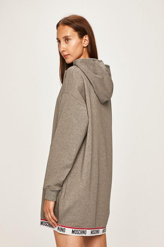 Moschino Underwear - Bluza pijama Material 1: 100% Bumbac Material 2: 95% Bumbac, 5% Elastan