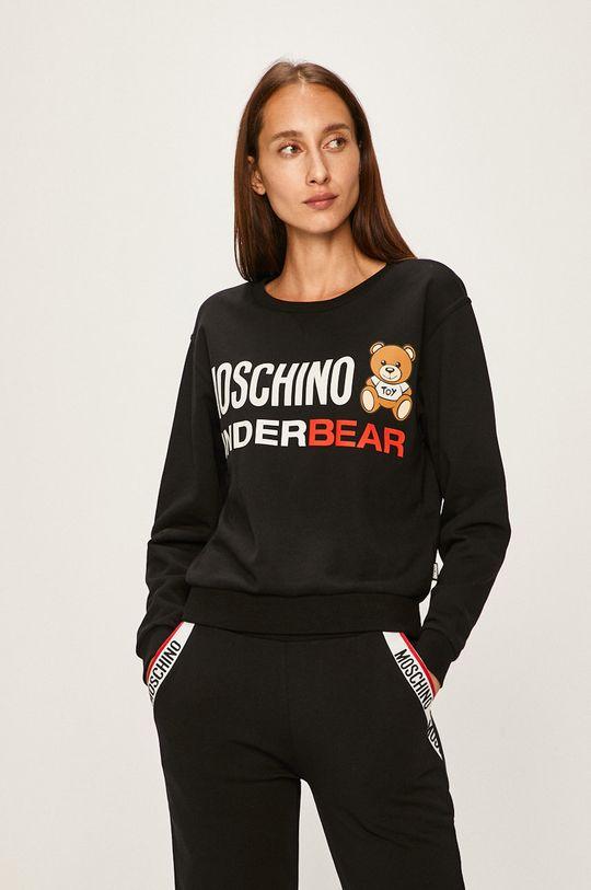 negru Moschino Underwear - Pantaloni de pijama De femei