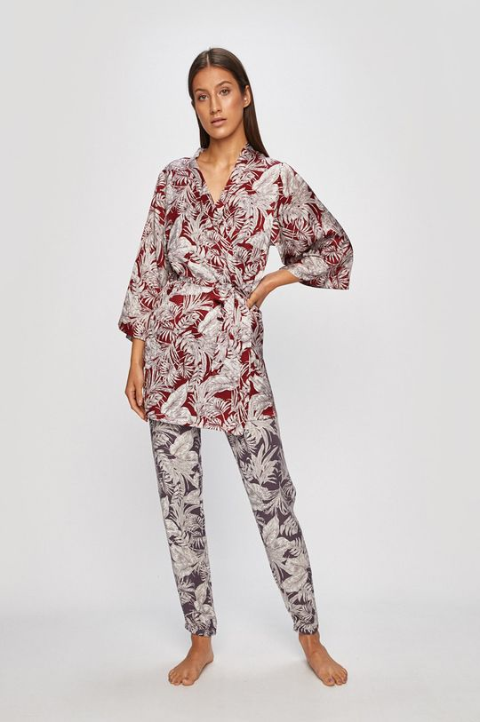 Etam - Pyžamové nohavice fialová