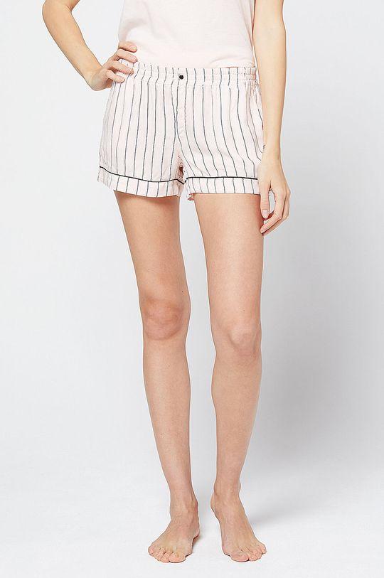 ružová Etam - Pyžamové šortky Fried Dámsky