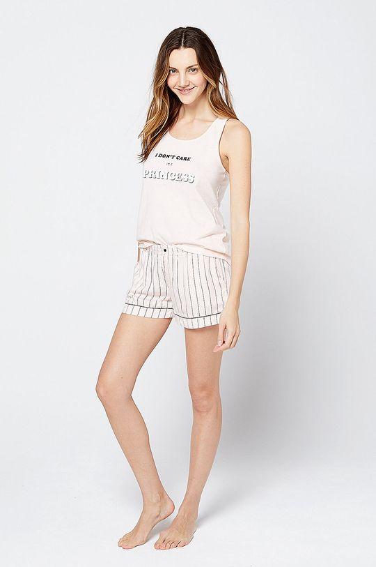 Etam - Pyžamové šortky Fried ružová