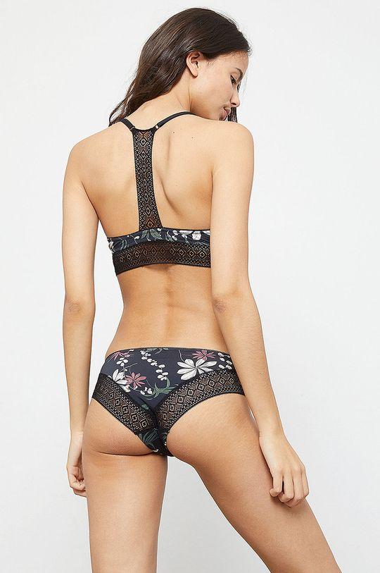 Etam - Къси панталони Summer Exotic черен