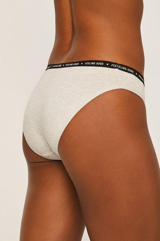 svetlosivá Henderson Ladies - Nohavičky (3-pak)