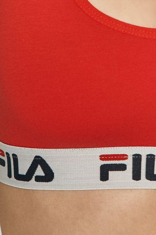 červená Fila - Sportovní podprsenka