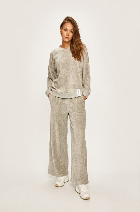 Calvin Klein Underwear - Pyžamové kalhoty světle šedá