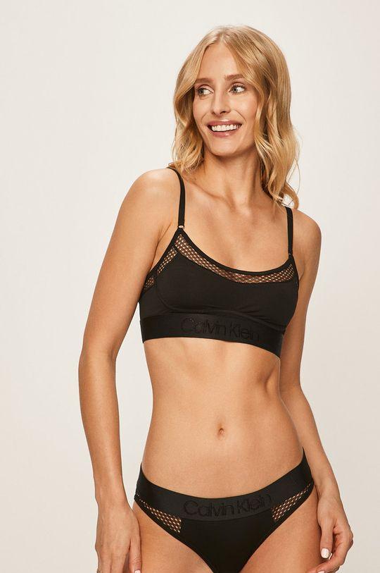 černá Calvin Klein Underwear - Sportovní podprsenka Dámský