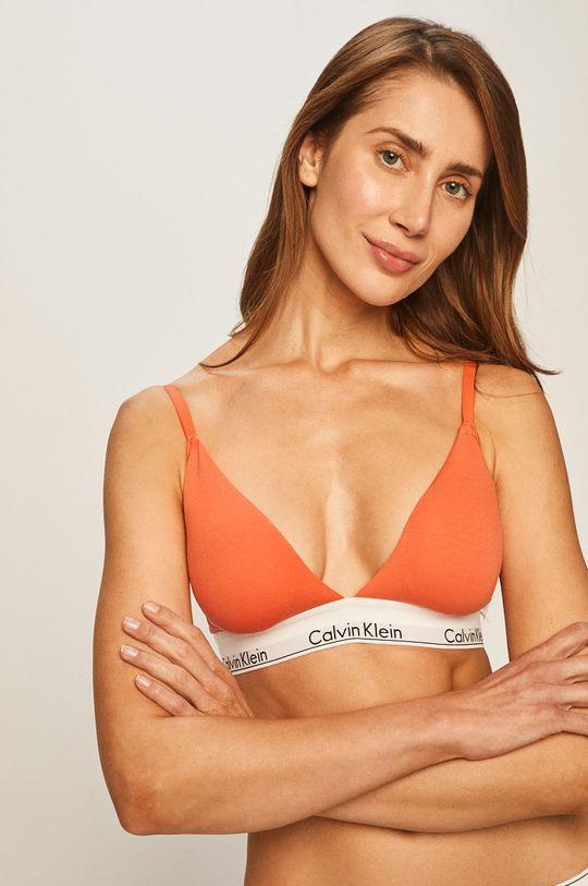 portocaliu Calvin Klein Underwear - Sutien De femei