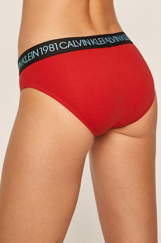 Calvin Klein Underwear - Kalhotky červená
