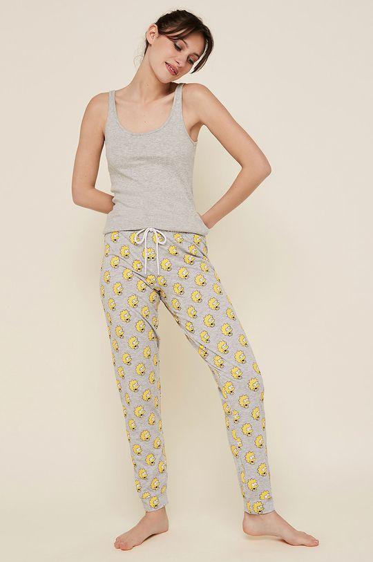sivá Undiz - Pyžamové nohavice Dámsky
