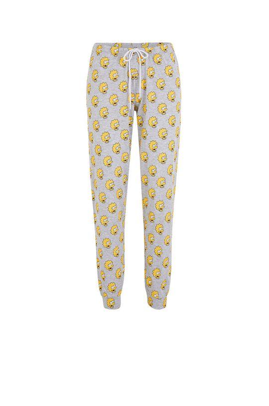 Undiz - Pyžamové nohavice  60% Bavlna, 40% Polyester
