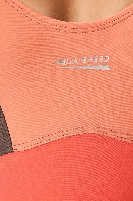 рожево-червоний Aqua Speed - Купальник