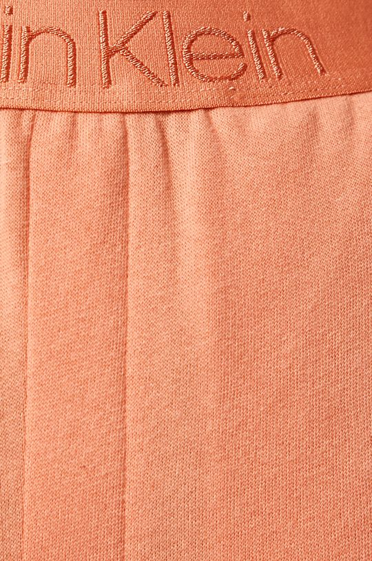 broskvová Calvin Klein Underwear - Pyžamové kalhoty