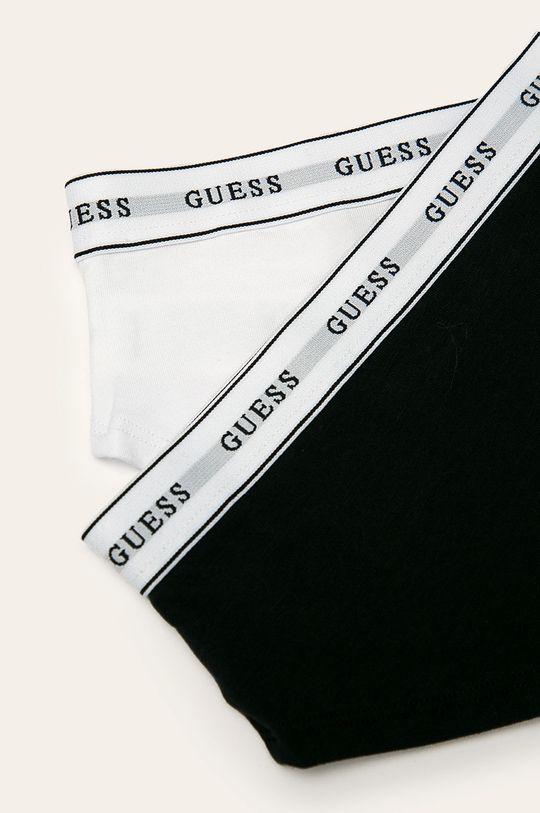 Guess Jeans - Figi dziecięce (2-pack) czarny
