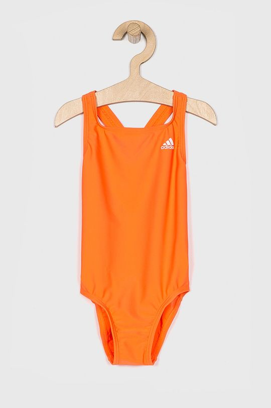 narancssárga adidas Performance - Gyerek fürdőruha Lány