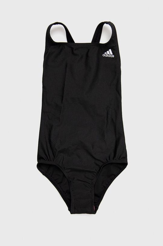 černá adidas Performance - Dětské plavky 92-170 cm Dívčí