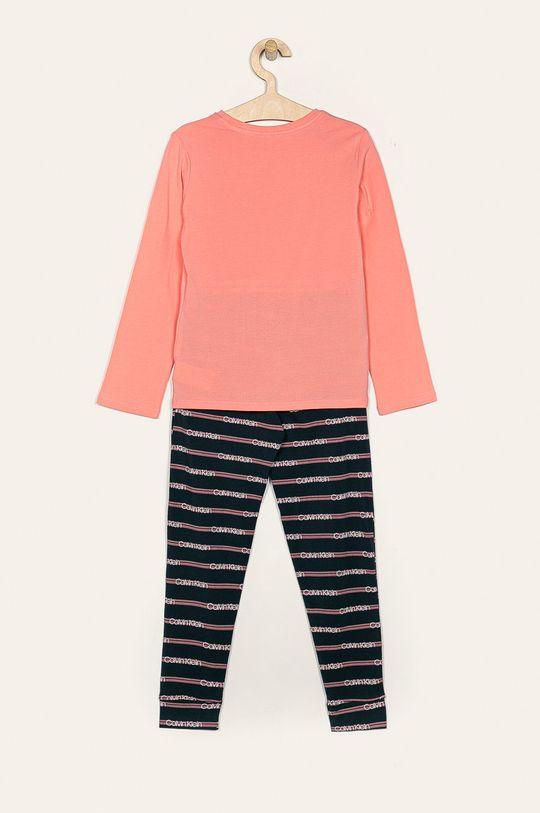 Calvin Klein Underwear - Detské pyžamo 18-176 cm pastelová ružová