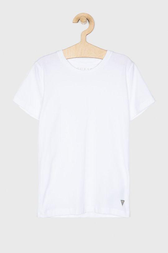 Guess Jeans - Dětské tričko 125 - 166 cm (2 pack) světle šedá