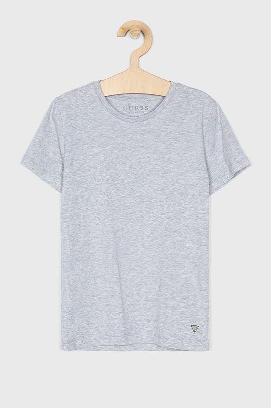 Guess Jeans - Dětské tričko 125 - 166 cm (2 pack) 95% Bavlna, 5% Elastan