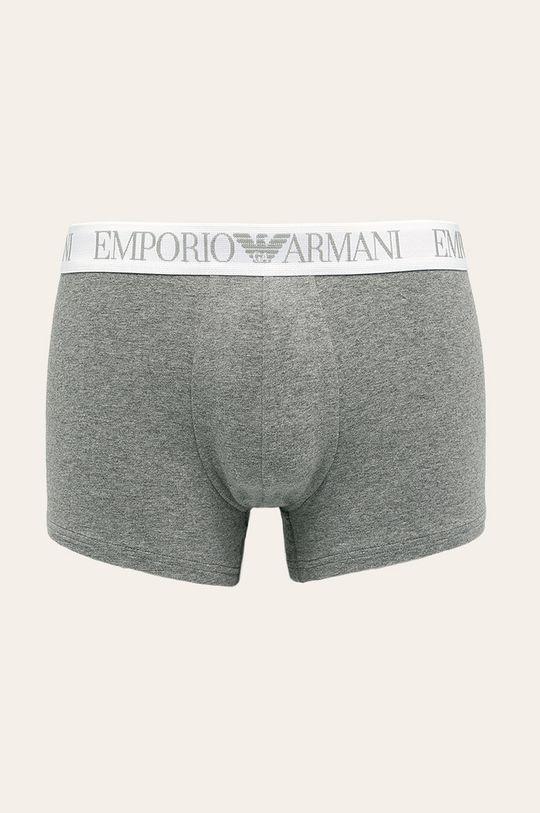Emporio Armani - Boxeri (2 pack) alb