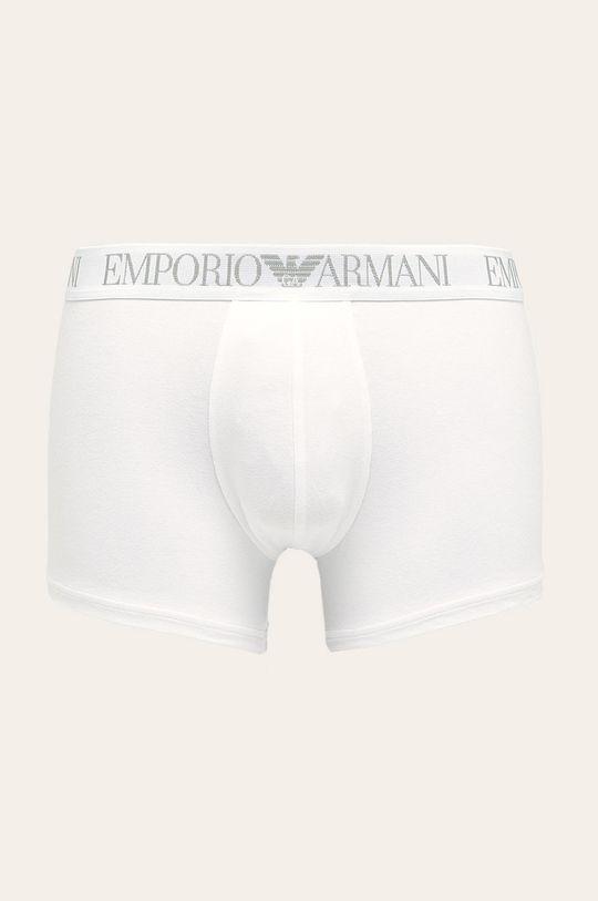 Emporio Armani - Boxeri (2 pack) Materialul de baza: 95% Bumbac, 5% Elastan