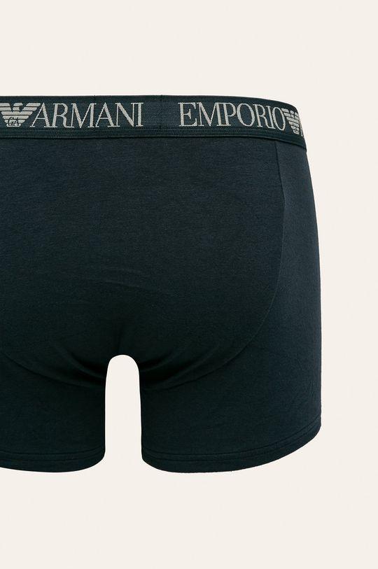tmavomodrá Emporio Armani - Boxerky (2 pack)