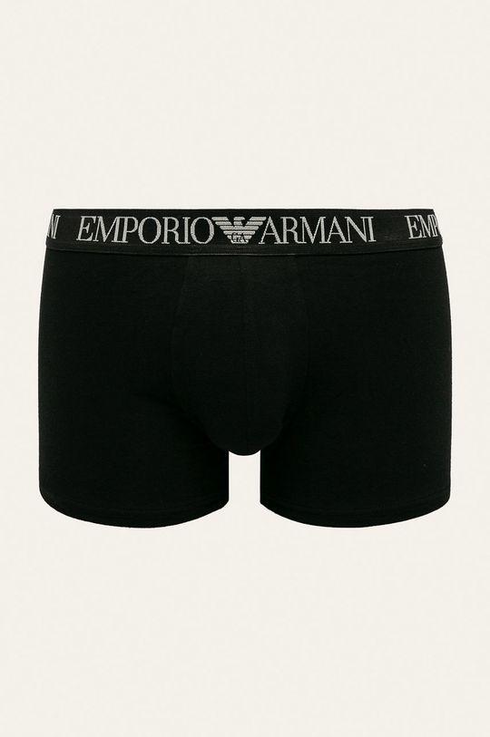 Emporio Armani - Boxerky (2 pack)  Základná látka: 95% Bavlna, 5% Elastan